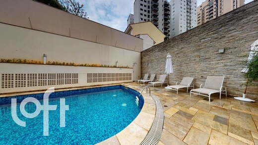 Fachada - Apartamento 3 quartos à venda Alto de Pinheiros, São Paulo - R$ 1.610.000 - II-19240-32084 - 9