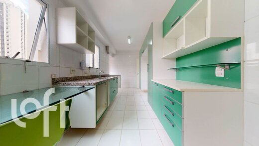 Cozinha - Apartamento 3 quartos à venda Alto de Pinheiros, São Paulo - R$ 1.610.000 - II-19240-32084 - 12