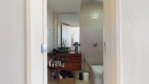 Banheiro - Apartamento à venda Rua João Lourenço,Vila Nova Conceição, Zona Sul,São Paulo - R$ 625.000 - II-19246-32090 - 3