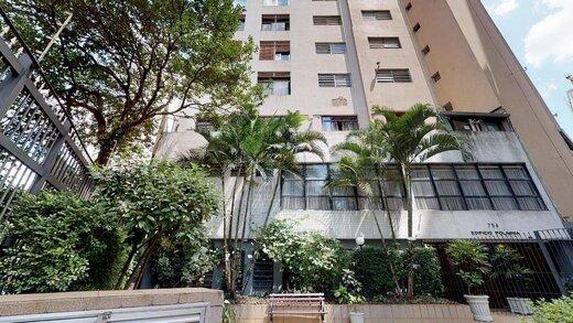 Fachada - Apartamento à venda Rua João Lourenço,Vila Nova Conceição, Zona Sul,São Paulo - R$ 625.000 - II-19246-32090 - 4
