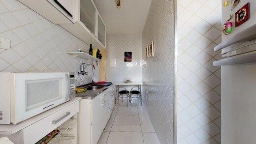 Cozinha - Apartamento à venda Rua João Lourenço,Vila Nova Conceição, Zona Sul,São Paulo - R$ 625.000 - II-19246-32090 - 5