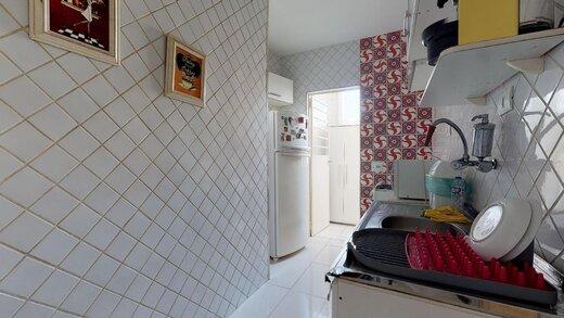 Cozinha - Apartamento à venda Rua João Lourenço,Vila Nova Conceição, Zona Sul,São Paulo - R$ 625.000 - II-19246-32090 - 6