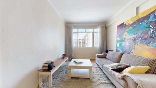 Living - Apartamento à venda Rua João Lourenço,Vila Nova Conceição, Zona Sul,São Paulo - R$ 625.000 - II-19246-32090 - 8
