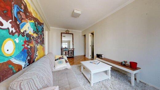Living - Apartamento à venda Rua João Lourenço,Vila Nova Conceição, Zona Sul,São Paulo - R$ 625.000 - II-19246-32090 - 9