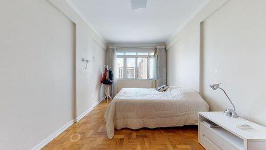 Quarto principal - Apartamento à venda Rua João Lourenço,Vila Nova Conceição, Zona Sul,São Paulo - R$ 625.000 - II-19246-32090 - 11