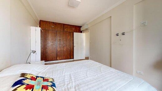 Quarto principal - Apartamento à venda Rua João Lourenço,Vila Nova Conceição, Zona Sul,São Paulo - R$ 625.000 - II-19246-32090 - 12