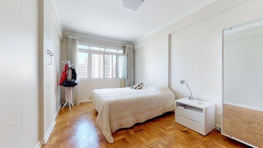 Quarto principal - Apartamento à venda Rua João Lourenço,Vila Nova Conceição, Zona Sul,São Paulo - R$ 625.000 - II-19246-32090 - 13