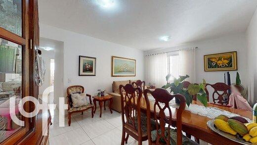 Apartamento à venda Rua Major Freire,Saúde, São Paulo - R$ 480.000 - II-19247-32091 - 1
