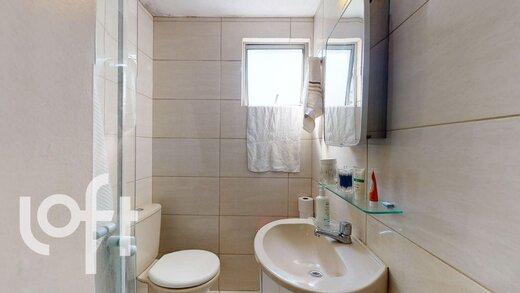 Banheiro - Apartamento à venda Rua Major Freire,Saúde, São Paulo - R$ 480.000 - II-19247-32091 - 3