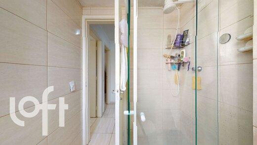 Banheiro - Apartamento à venda Rua Major Freire,Saúde, São Paulo - R$ 480.000 - II-19247-32091 - 4