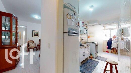 Cozinha - Apartamento à venda Rua Major Freire,Saúde, São Paulo - R$ 480.000 - II-19247-32091 - 9