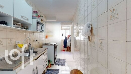 Cozinha - Apartamento à venda Rua Major Freire,Saúde, São Paulo - R$ 480.000 - II-19247-32091 - 10
