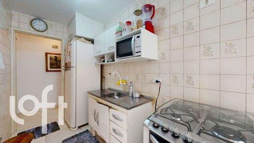 Cozinha - Apartamento à venda Rua Major Freire,Saúde, São Paulo - R$ 480.000 - II-19247-32091 - 11