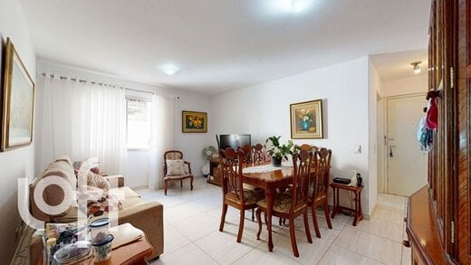 Living - Apartamento à venda Rua Major Freire,Saúde, São Paulo - R$ 480.000 - II-19247-32091 - 14