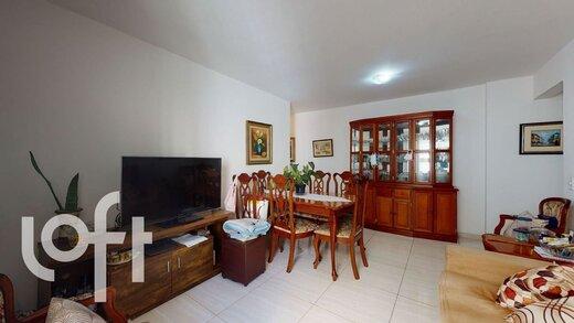 Living - Apartamento à venda Rua Major Freire,Saúde, São Paulo - R$ 480.000 - II-19247-32091 - 18