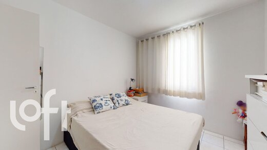 Quarto principal - Apartamento à venda Rua Major Freire,Saúde, São Paulo - R$ 480.000 - II-19247-32091 - 21