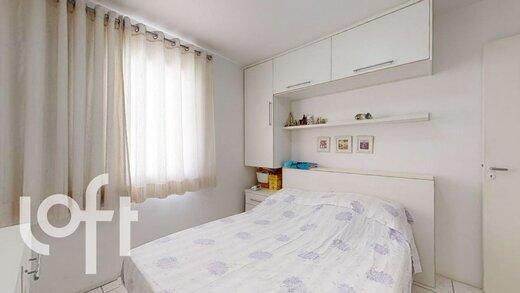 Quarto principal - Apartamento à venda Rua Major Freire,Saúde, São Paulo - R$ 480.000 - II-19247-32091 - 26