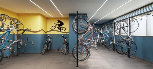 Bicicletario - Fachada - Itá Conceição - 1013 - 11