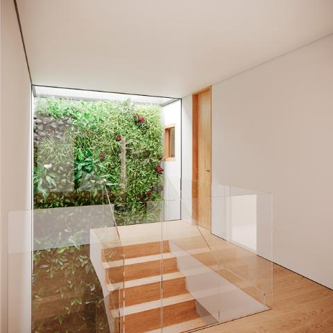 Acesso - Fachada - Casa Peri Jardim Botânico - 172 - 3