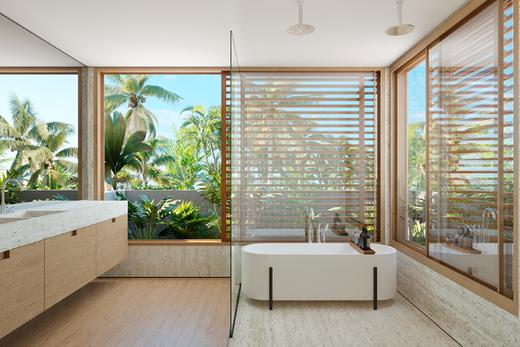 Banheiro - Fachada - Casa Peri Jardim Botânico - 172 - 11