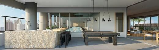 Espaco gourmet - Fachada - Balkon Campo Belo - 1016 - 8