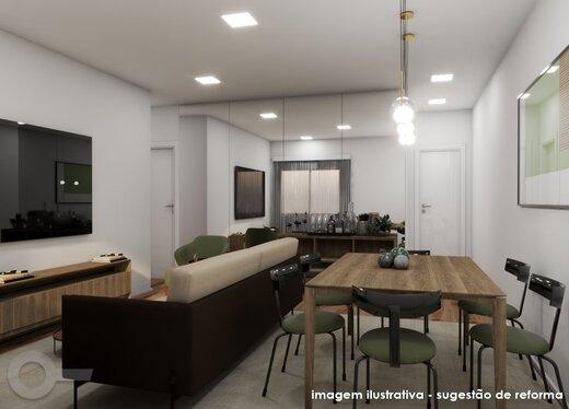 Apartamento à venda Rua Quinze de Setembro,Saúde, São Paulo - R$ 721.642 - II-19296-32160 - 1