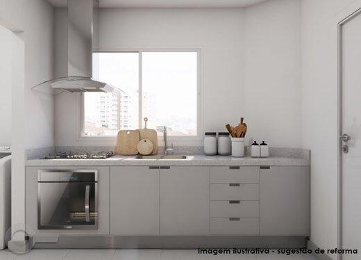 Cozinha - Apartamento à venda Rua Quinze de Setembro,Saúde, São Paulo - R$ 721.642 - II-19296-32160 - 4