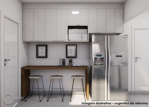 Cozinha - Apartamento à venda Rua Quinze de Setembro,Saúde, São Paulo - R$ 721.642 - II-19296-32160 - 5