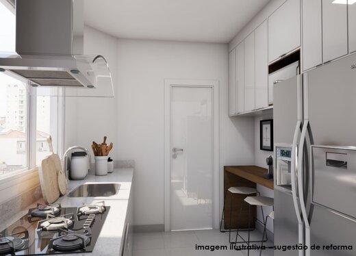 Cozinha - Apartamento à venda Rua Quinze de Setembro,Saúde, São Paulo - R$ 721.642 - II-19296-32160 - 6