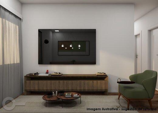 Living - Apartamento à venda Rua Quinze de Setembro,Saúde, São Paulo - R$ 721.642 - II-19296-32160 - 7