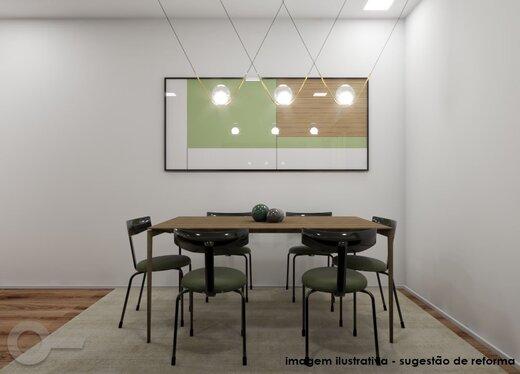 Living - Apartamento à venda Rua Quinze de Setembro,Saúde, São Paulo - R$ 721.642 - II-19296-32160 - 8