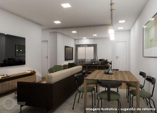 Living - Apartamento à venda Rua Quinze de Setembro,Saúde, São Paulo - R$ 721.642 - II-19296-32160 - 9
