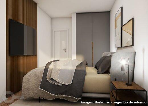 Quarto principal - Apartamento à venda Rua Quinze de Setembro,Saúde, São Paulo - R$ 721.642 - II-19296-32160 - 11