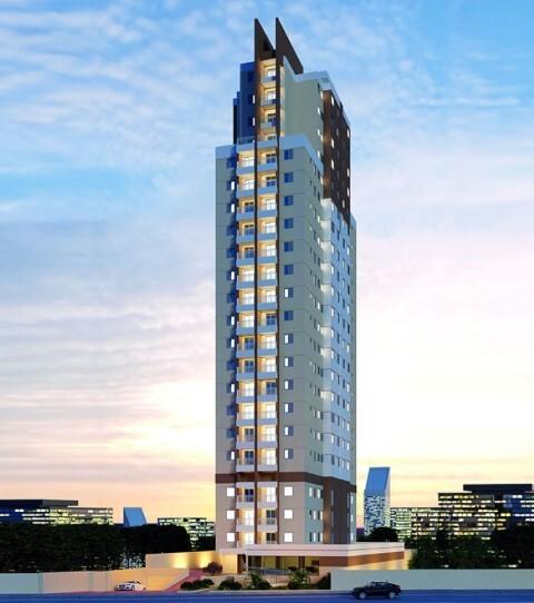 Fachada - Fachada - Mix Tower Tatuapé - 1019 - 1