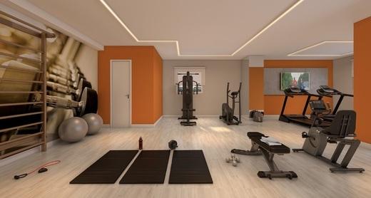 Fitness - Fachada - Pátio Central - Matiz SP - 1020 - 6