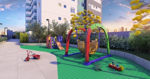 Playground - Fachada - Pátio Central - Matiz SP - 1020 - 10