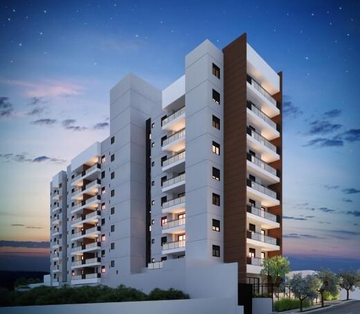 Fachada - Apartamento 2 quartos à venda Aclimação, São Paulo - R$ 589.000 - II-19292-32154 - 1