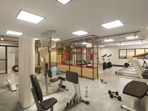 Fitness - Apartamento 2 quartos à venda Aclimação, São Paulo - R$ 589.000 - II-19292-32154 - 4