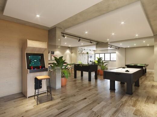 Sala de jogos - Apartamento 2 quartos à venda Aclimação, São Paulo - R$ 589.000 - II-19292-32154 - 6