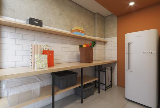 Espaco delivery - Apartamento 2 quartos à venda Aclimação, São Paulo - R$ 589.000 - II-19292-32154 - 8