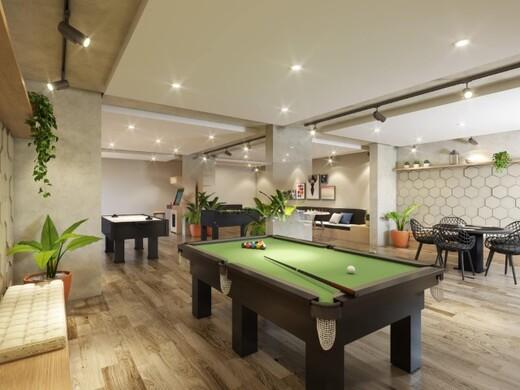 Sala de jogos - Apartamento 2 quartos à venda Aclimação, São Paulo - R$ 589.000 - II-19292-32154 - 7