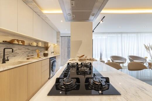 Cozinha - Fachada - Diamond Jardins - 1022 - 10