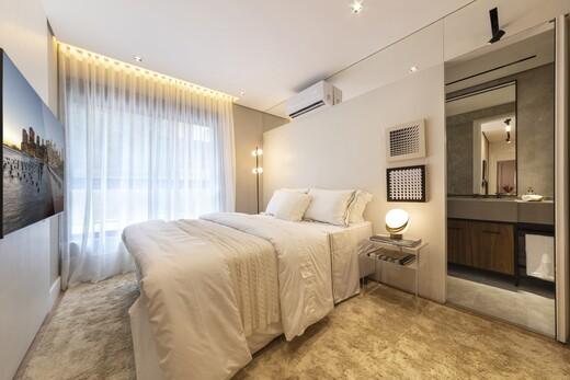 Dormitorio - Fachada - Diamond Jardins - 1022 - 13