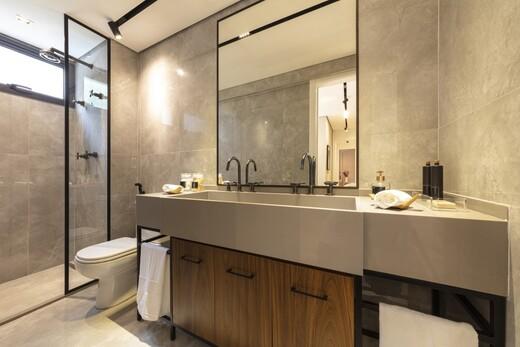 Banheiro - Fachada - Diamond Jardins - 1022 - 18