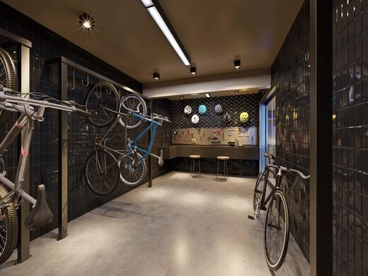 Bicicletario - Fachada - Diamond Jardins - 1022 - 27