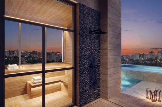 Sauna - Studio à venda Rua João de Sousa Dias,Campo Belo, Zona Sul,São Paulo - R$ 375.381 - II-19287-32142 - 11