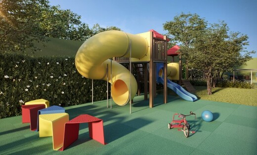 Playground - Studio à venda Rua João de Sousa Dias,Campo Belo, Zona Sul,São Paulo - R$ 375.381 - II-19287-32142 - 17