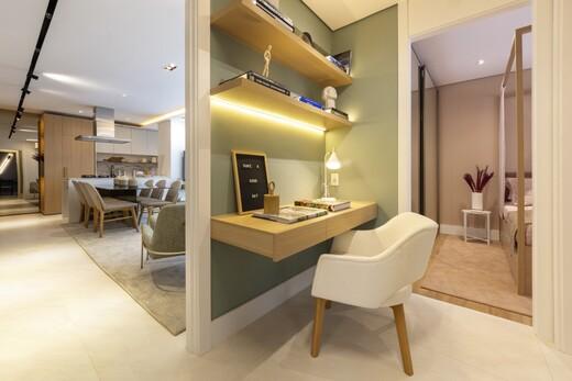 Home office - Fachada - Diamond Jardins - 1022 - 9