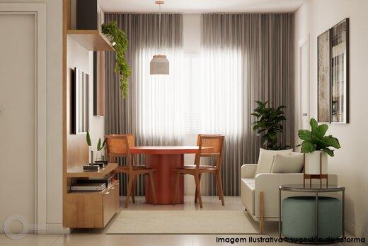 Apartamento 2 quartos à venda Alto da Lapa, São Paulo - R$ 531.000 - II-19329-32207 - 1