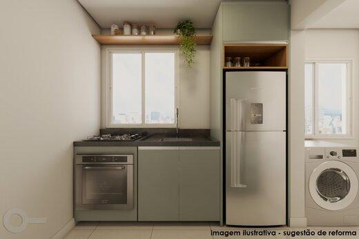 Cozinha - Apartamento 2 quartos à venda Alto da Lapa, São Paulo - R$ 531.000 - II-19329-32207 - 5